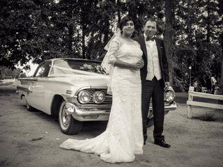 El matrimonio de Marcela y Juan
