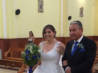 El matrimonio de Mónica  y Danilo 1