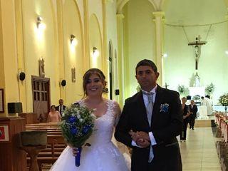 El matrimonio de Mónica  y Danilo 2