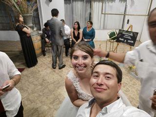 El matrimonio de Mónica  y Danilo