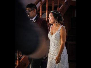 El matrimonio de Solange  y Felipe 1