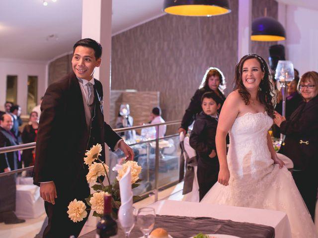 El matrimonio de Natalia y Jose