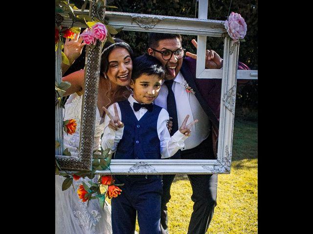 El matrimonio de Felipe y Solange  en San Bernardo, Maipo 4