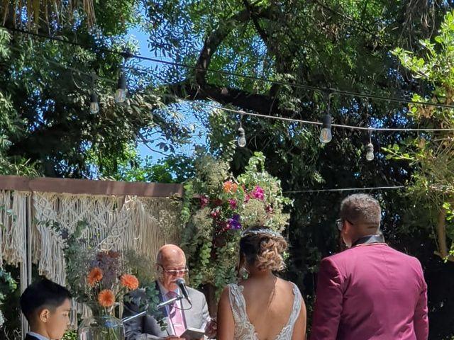 El matrimonio de Felipe y Solange  en San Bernardo, Maipo 7