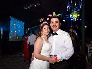 El matrimonio de Nathalie y Daniel