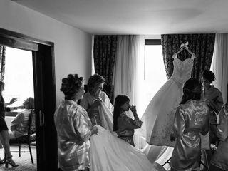 El matrimonio de Dayana y Carlos 3