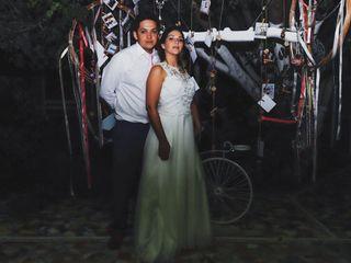 El matrimonio de Jessica  y Sergio