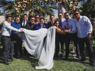 El matrimonio de Jessica  y Sergio  3