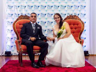 El matrimonio de Claudia y Cristian 3