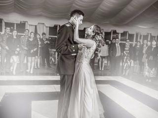 El matrimonio de Luisella y Philliph
