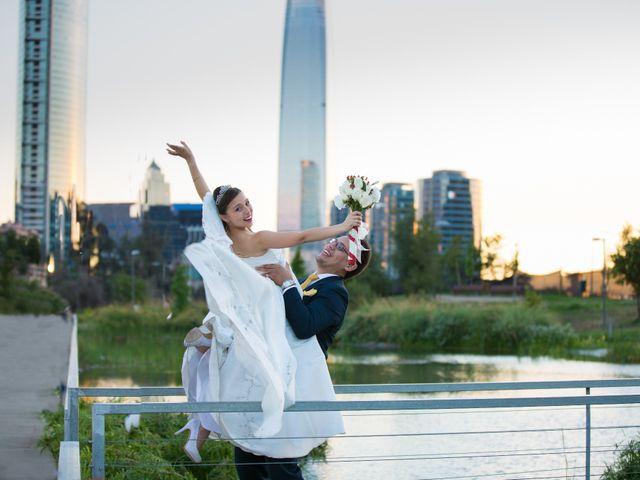 El matrimonio de Valentina y Sebastián