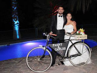 El matrimonio de Stephanie y Carlos