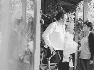 El matrimonio de Lilian y Francisco 1