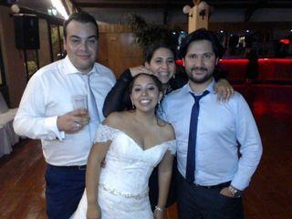 El matrimonio de Constanza y Sebastián 3