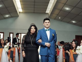 El matrimonio de Karen y Joshua  3