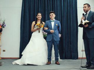 El matrimonio de Karen y Joshua