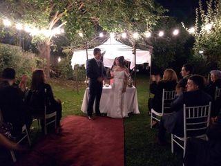 El matrimonio de Janette y Gonzalo 3