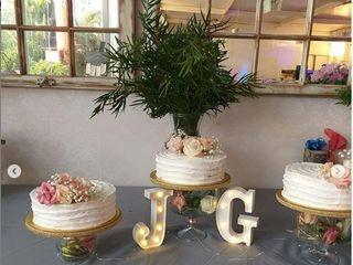 El matrimonio de Janette y Gonzalo 2