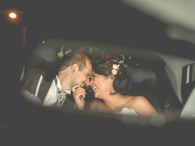 El matrimonio de Lilian y Francisco