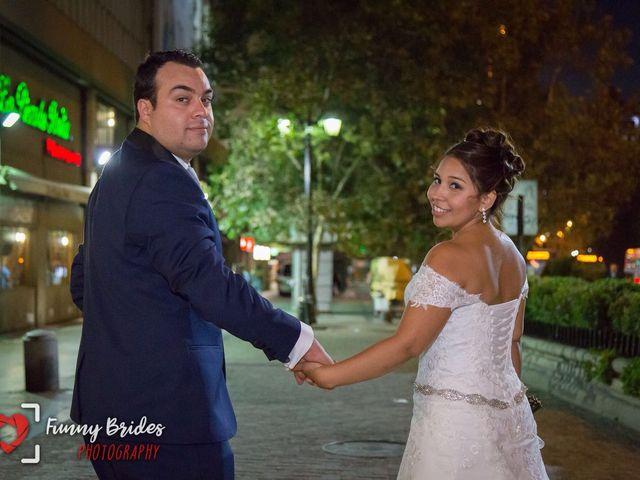 El matrimonio de Constanza y Sebastián