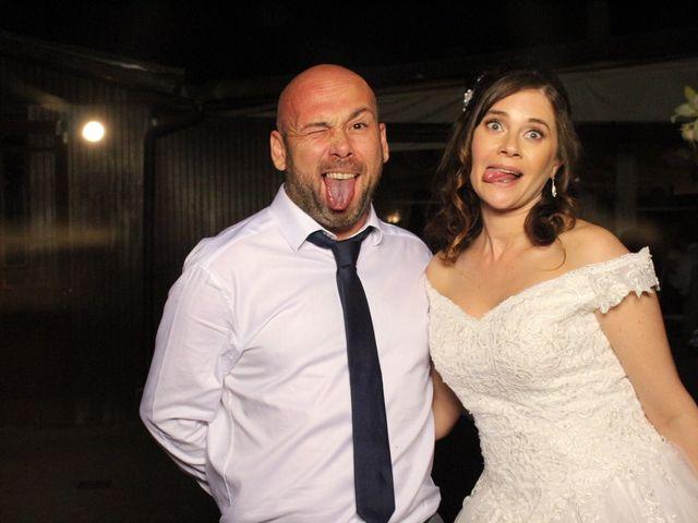 El matrimonio de Marlova y Jorge