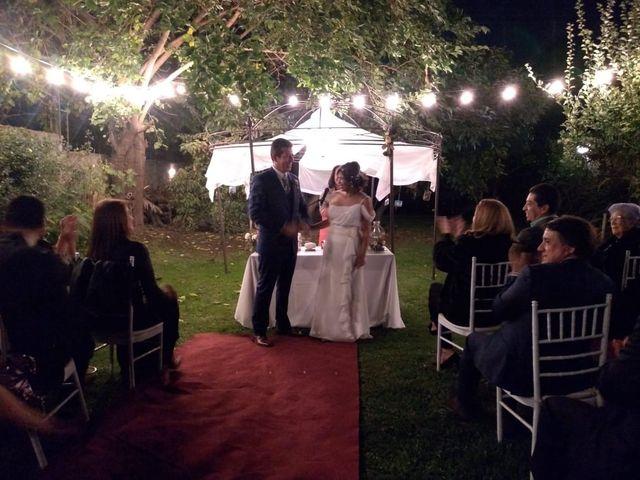 El matrimonio de Janette y Gonzalo