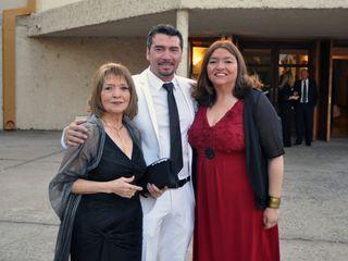 El matrimonio de Carlos y Andrea 1