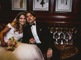El matrimonio de Stefanny y Alejandro
