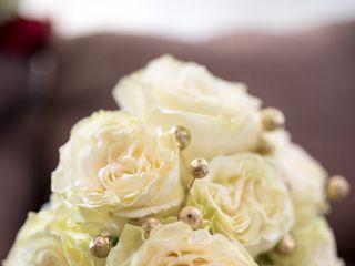 El matrimonio de Merari y Michael 2