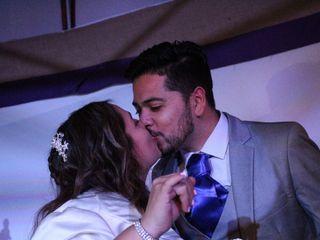 El matrimonio de Paloma y Manuel