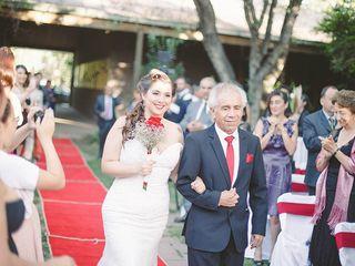 El matrimonio de Alexandra y Jose 3