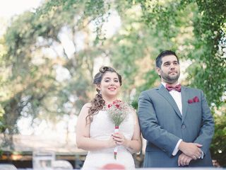 El matrimonio de Alexandra y Jose