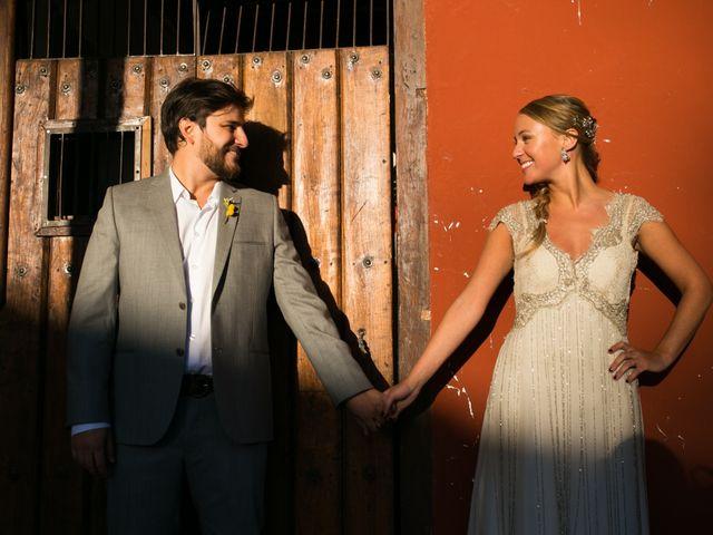 El matrimonio de Noelle y Felipe