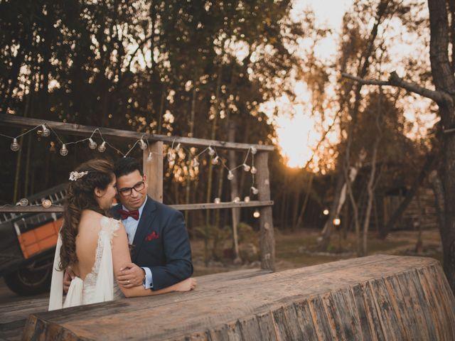 El matrimonio de Merari y Michael