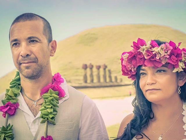 El matrimonio de Loreto y Fernando