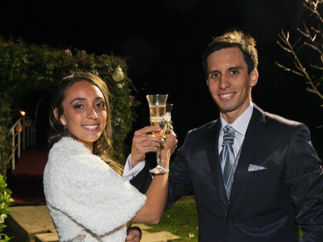 El matrimonio de Magdalena y Cristian