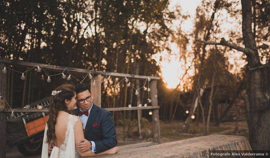 El matrimonio de Michael y Merari en Los Andes, Los Andes