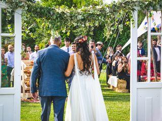 El matrimonio de Camila y José Miguel 1
