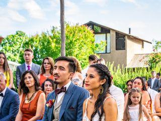 El matrimonio de Camila y José Miguel 2