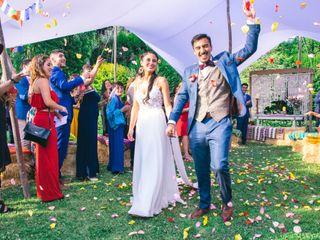 El matrimonio de Camila y José Miguel 3