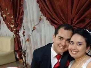 El matrimonio de Gianinna y Fernando 1