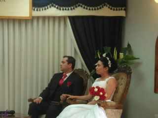El matrimonio de Gianinna y Fernando 2