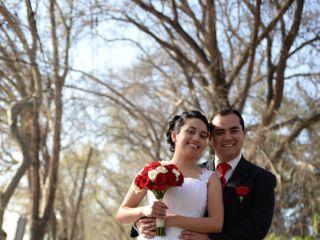 El matrimonio de Gianinna y Fernando
