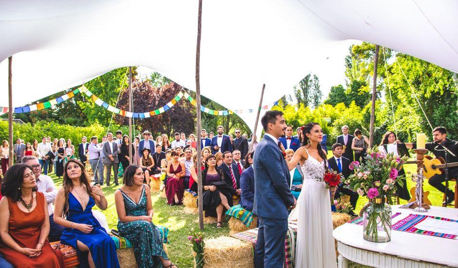 El matrimonio de José Miguel y Camila en Talagante, Talagante