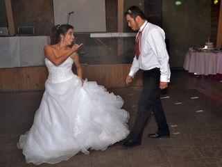 El matrimonio de Leyla y Danny