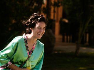 El matrimonio de Laura y Juan Carlos 1