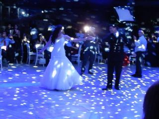 El matrimonio de Carla  y Juan José  1
