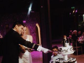 El matrimonio de Carla  y Juan José  3