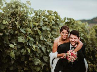 El matrimonio de Helen y José Luis