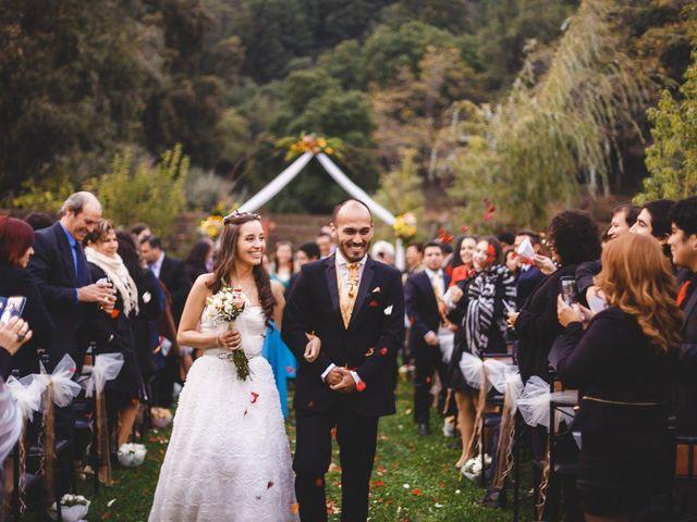 El matrimonio de Angela y Carlo